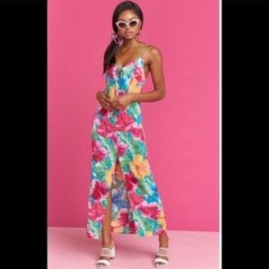 NWT SHOW ME YOUR MUMU BARBIE DRESS